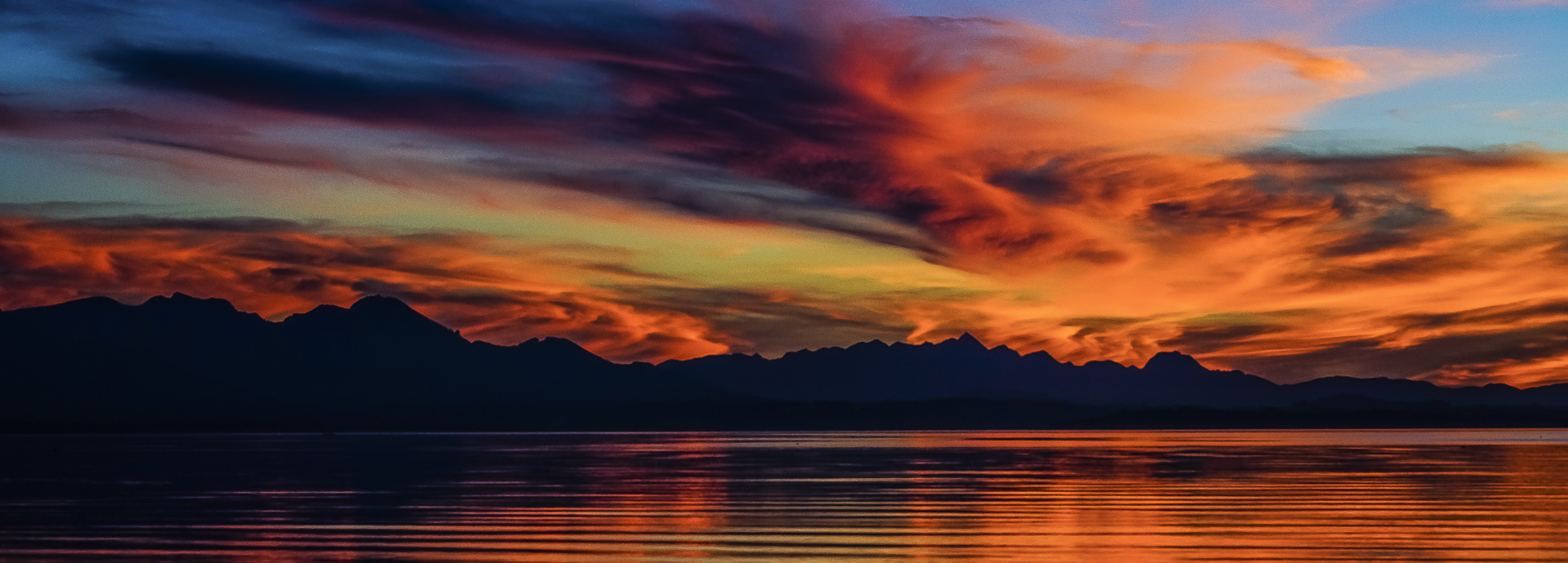 Elias Maier Photography Chiemsee Sonnenuntergang