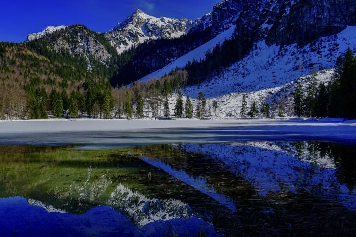 Elias Maier Photography Landschaft Frillensee Inzell