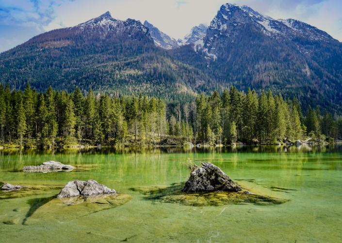 Elias Maier Photography Landschaft Hintersee Berchtesgaden