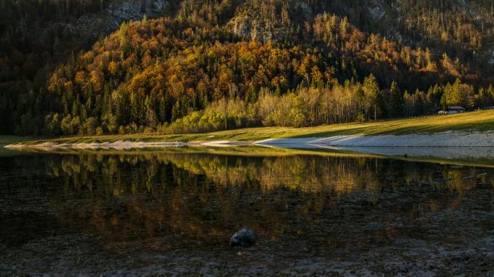 Elias Maier Photography Landschaft Ruhpolding 3 Seen Herbst