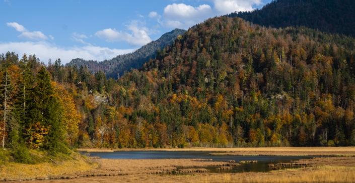 Elias Maier Photography Landschaft Ruhpolding 3 Seen im Herbst