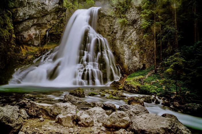 Elias Maier Photography Gollinger Wasserfall