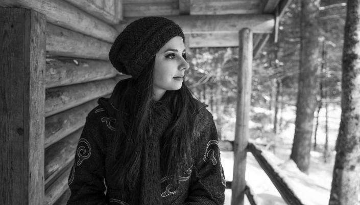 Elias Maier Photography Portrait Sängerin Johanna Sophie Krins Videodreh